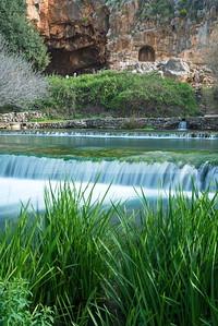 Banias Springs National Park; Golan Heights, Israel