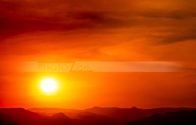 Judean Sunset