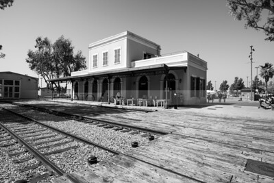 Old Train Station in Jaffa