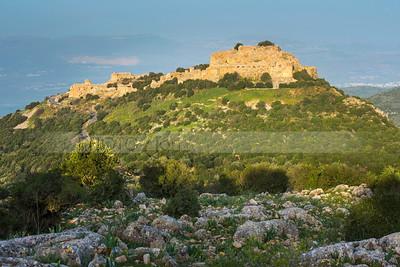 Nimrod Fortress, Golan Heights Israel