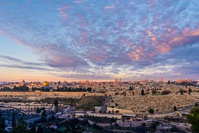 Old City Sunrise