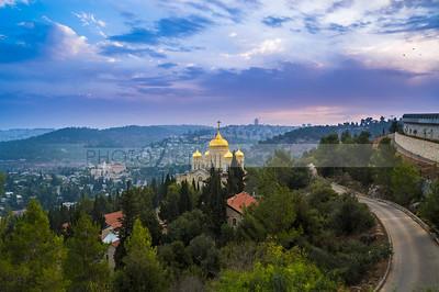 Ein Karem churches, Jerusalem