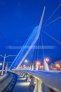 Chords Bridge, Jerusalem