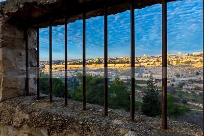 Jerusalem behind Bars