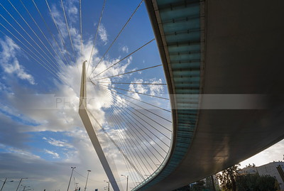 The Chords Bridge, Jerusalem
