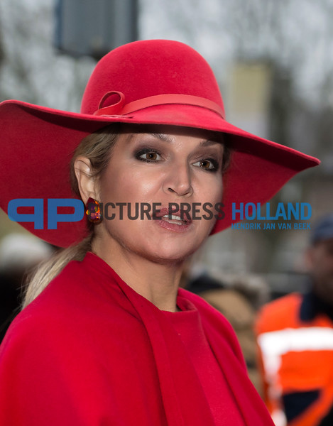 Hare Majesteit Koningin Máxima opent donderdag 1 december de Jheronimus Academy of Data Science