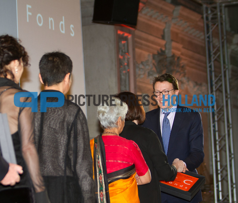 Prince Claus award in Amsterdam