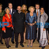 13-12-2006 AMSTERDAM Prince Claus Price Members of the Royal family attended the Prince Claus Prince in the Musicbuilding in Amsterdam. Princess Maxima, Princess Laurentien, Princess Mabel, Queen Beatrix, prince Constantijn and prince Friso. <br /> Reza Abedini from Iran and Gonalves-Ho Kang You received the award. ©Hendrik Jan van Beek 0031653382133