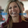 Her Majesty Queen Maxima  brinds a visit to AFAS in Leusden.