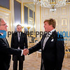 The Hague, 29 October 2018-King Willem-Alexander has this afternoon at Palace Noordeinde Mr. th. c. Dan real. Mr De Graaf is appointed vice president of the Council of State. Photo ©: HH/Pool/BSR
