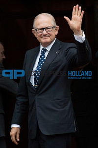 New Years Reception King Willem-Alexander - Pieter van Vollenhoven