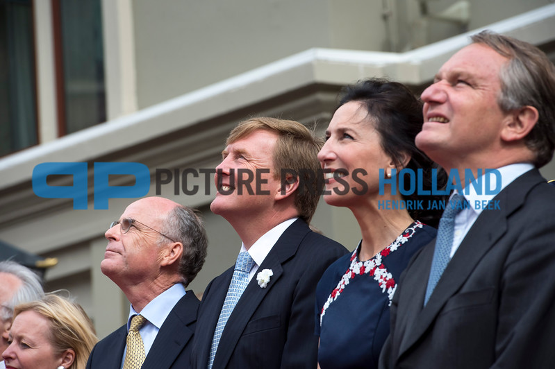 Reopening museum Mauritshuis in The Hague