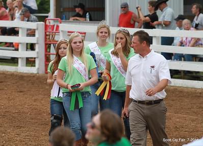 Scott County Royalty July 2014