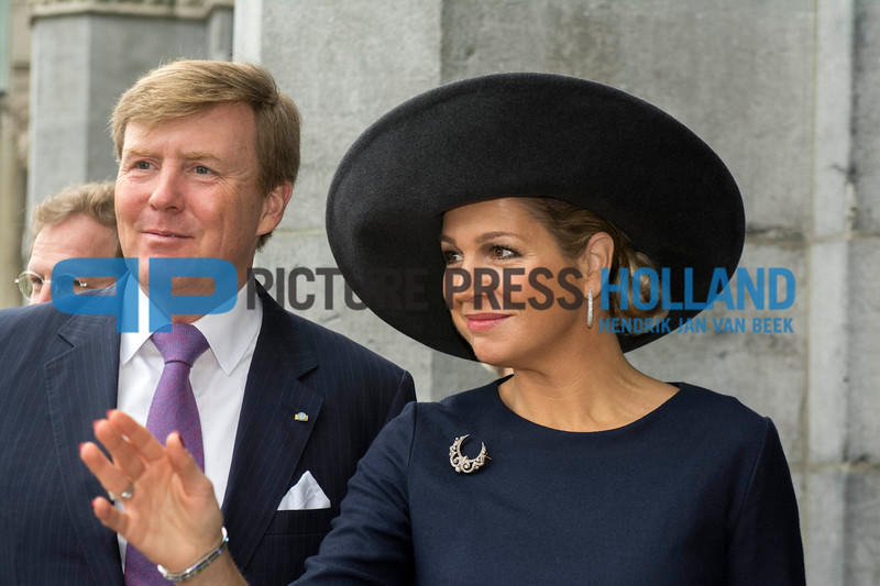Swedish King and Queen