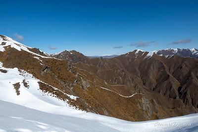 Roys Peak on the back side