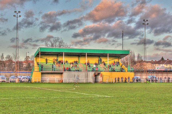 Haringey Borough FA Vase R3