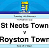 St Neots Town F.C.