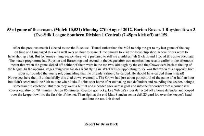 Barton Report