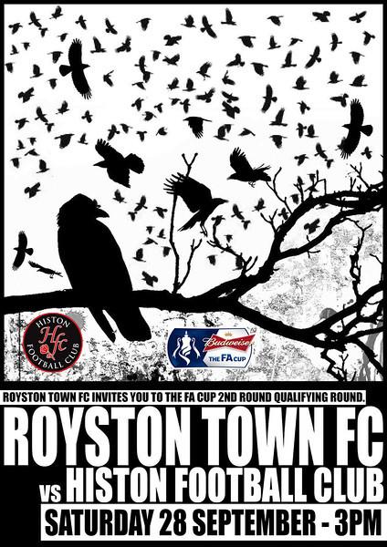 RTFC Poster HISTON