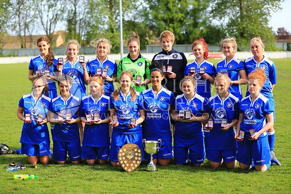 Lowestoft Ladies - League Cup Final