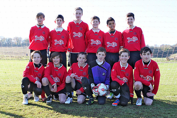 RTFC U13 v Huntingdon Rowdies