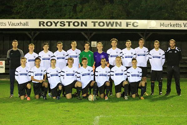 U18 Youth Squad 2014