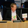 Persconferentie aan de vooravond: Den Haag mag in 2009 de Roze Zaterdag organiseren