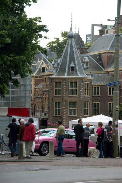 Het torentje van Balkenende