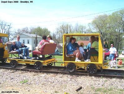 Railroad - Railroad Motorcar Excursions