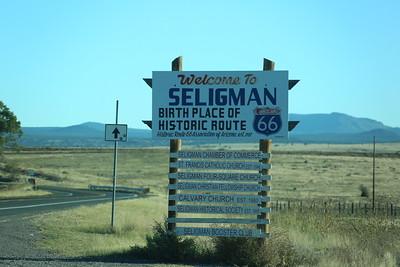Rt 66 Seligman Arizona Great Place