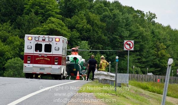 Rte 131 Accident