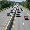 Route 2 traffic on Thursdsay, August 8, 2019. SENTINEL & ENTERPRISE/JOHN LOVE