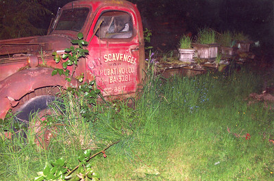 30's Truck Found in Field in Arlington in 2005