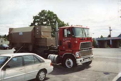 Ford 9000 Cabover