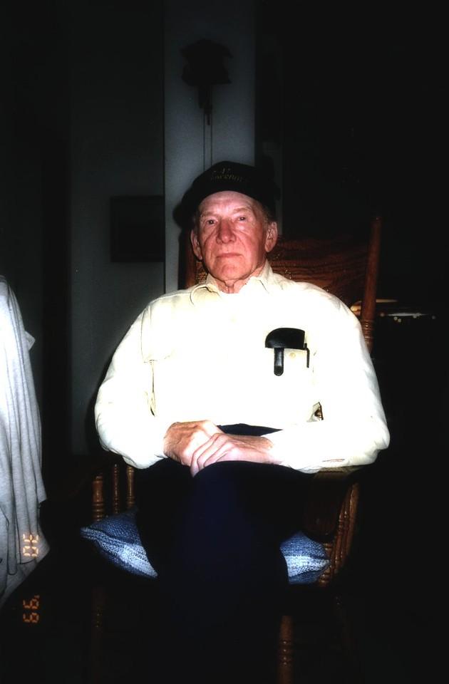 Grandpa Charles (Chuck) Sawicki - A Superb Man he was