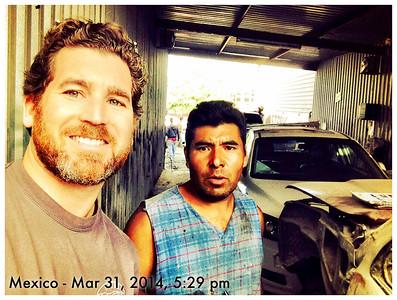 Felix Los Angeles, TJ Mexico