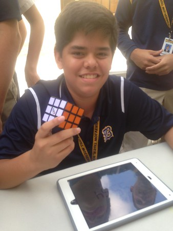 Rubik's Cube Tournament