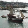 Black Swan pirate ship excursion