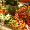 Sailaway seafood buffet in Horizon Court - crab claws