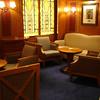 Speakeasy cigar lounge