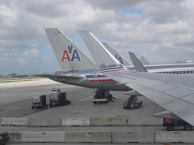 American Airlines - ew