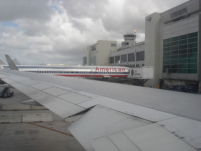 Window view - right on the wing
