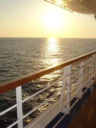 Day 3 - at sea