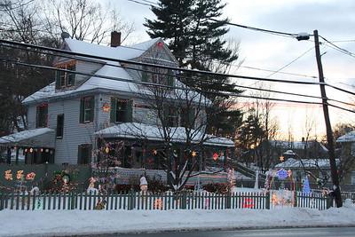 Ruby's House @ Christmas