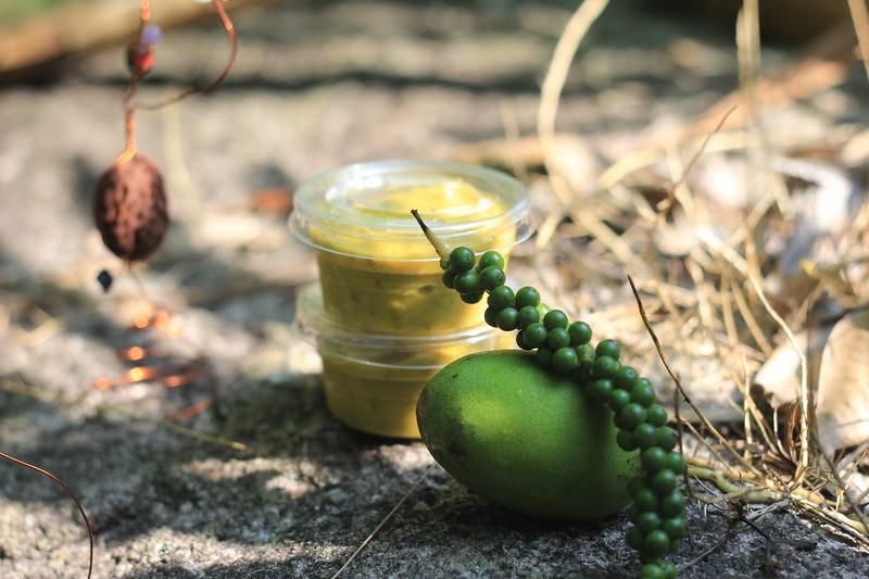 Wild'n mild Mango creamy sauce