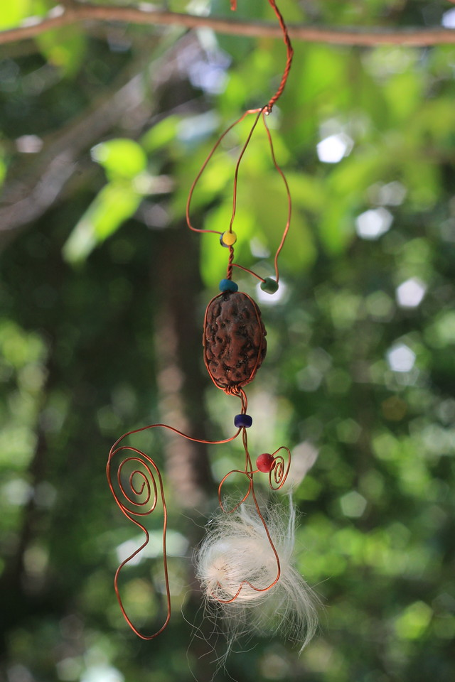 On a tree with Eywa-alike seed