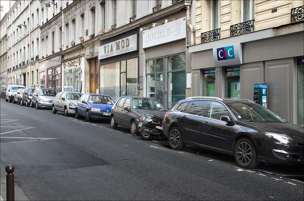 Rue du Chemin Vert, 11th Arrondissement