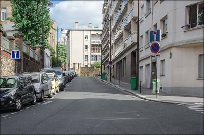 Rue de Rambervilliers, 12th Arrondissement