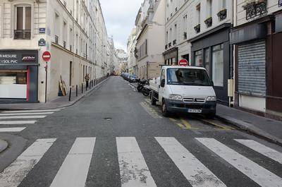 Rue de la Folie Méricourt, 11th Arrondissement