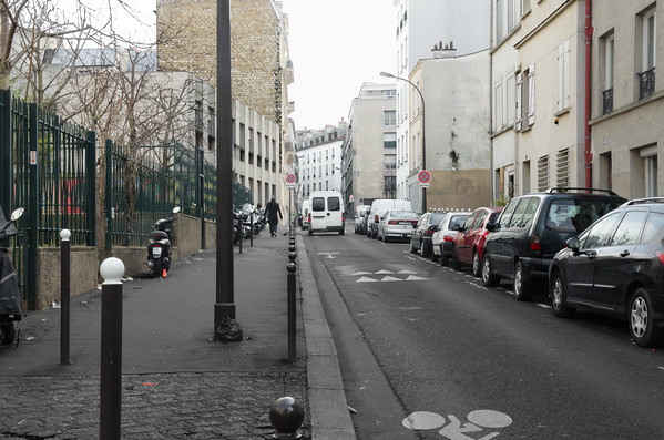 Rue de Rigoles, 20th Arrondissement